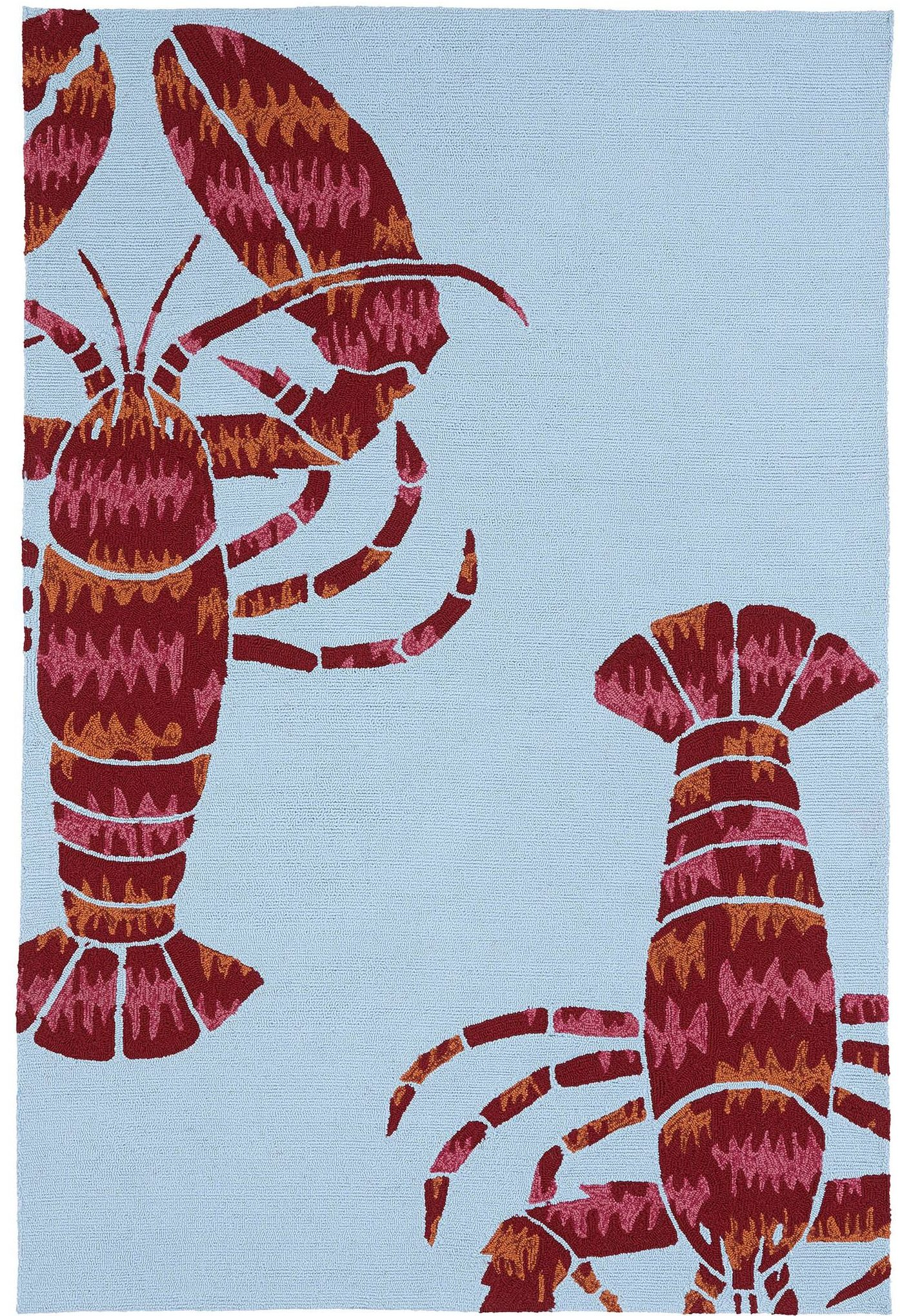 target kaleen lobster rug home decor outdoor patio decorating tips