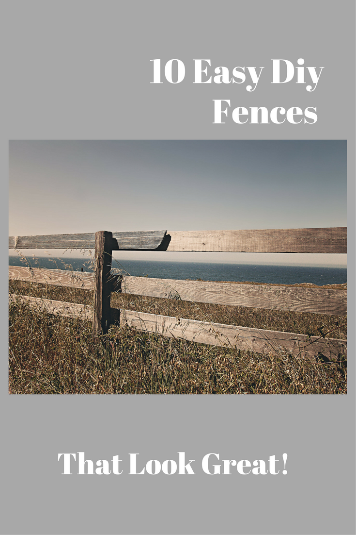 diy, fence, do it yourself, backyard fencing