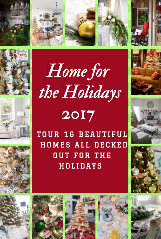 blogger holiday home tour, holiday decor, holiday home tour, christmas decor, how to decorate for the holidays