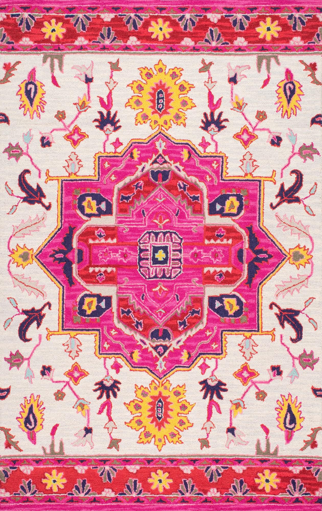 beautiful rugs, budget friendly rugs, home decor, rugsusa, bold rugs, boho style rugs, vintage rugs