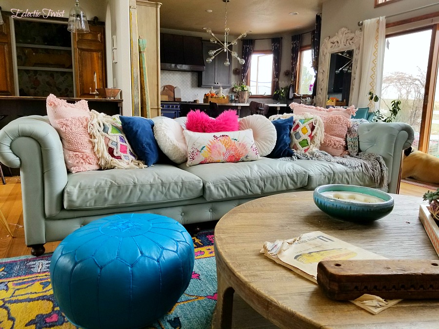 what is your decor style, eclectic, boho, chic, maximalism, home decor, interior design, how to figure out your style, eclectic twist