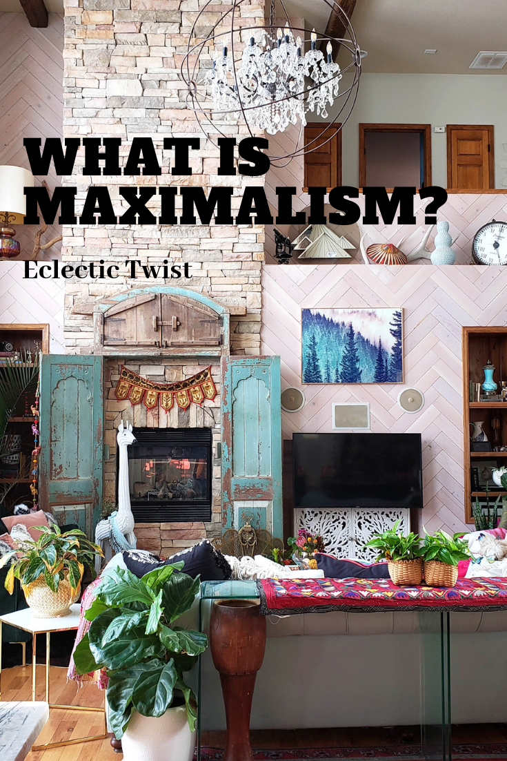 what is maximalism, how to be a maximalist, maximalism design, difference between bohemian and maximalism, interior design, home decor