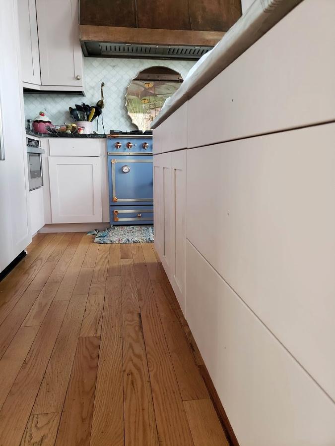 How To Chalk Paint Kitchen Cabinets 4, Annie Sloan Laminate Kitchen Cabinets